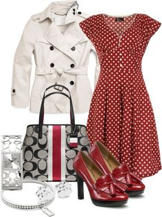 """For Work"" by christa72 on Polyvore"