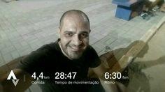 Faltam apenas 12 dias para minha primeira corrida!  GO! GO! GO!  #GoRunner #Runner #running #corrida #5km 09/04/17