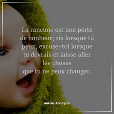 """#Citation du jour : #Attitude & #Pensée #Positive. """"La rancune est une perte de bonheur; ris lorsque tu peux, excuse-toi lorsque tu devrais et laisse aller les choses   que tu ne peux changer."""" - Auteur Anonyme   #Vivez & #Participez aux #Développements de vos compétences dans un des secteurs chez www.bionoxo.com de santé et bien-être."""