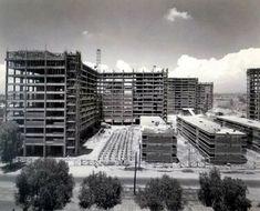 Modern Architecture Design, México City, Willis Tower, Mario, Nostalgia, The Neighbourhood, Multi Story Building, Mid Century, Travel
