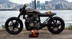 Honda CB750 - Wesley