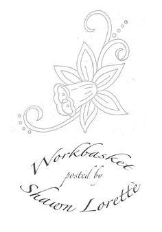 Workbasket Flower by shawnlorette, via Flickr