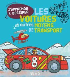 Les voitures et autres moyens de transports de Philippe Legendre http://www.amazon.fr/dp/2215110317/ref=cm_sw_r_pi_dp_FELpwb1R6APRH