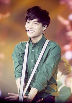 062115: Kai Miracles in December Exo -- Christmas Day