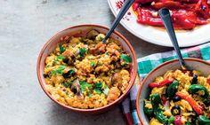 Sabores intensos que misturam ingredientes tipicamente portugueses. Para acompanhar com tostas ou fatias de pão torrado e, claro, boa disposição.