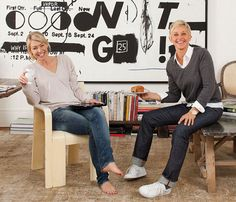 Portia and Ellen: funny, creative, strong vegans and animal advocates