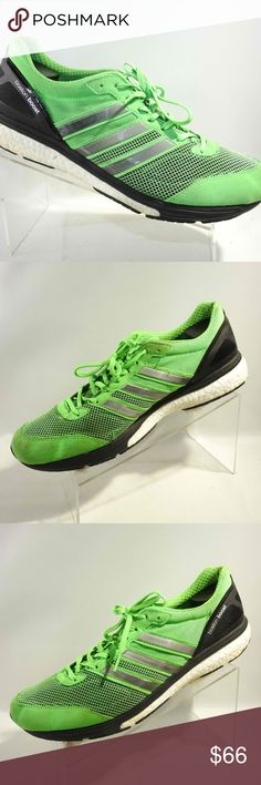huge selection of be403 28aa4 Adidas Adizero Boston Boost 5 Size 12.5 Mens Shoes