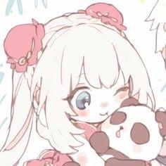 Kawaii Chibi, Cute Chibi, Anime Chibi, Cool Anime Girl, Cute Anime Pics, Anime Love Couple, Cute Anime Couples, Manga Art, Anime Art