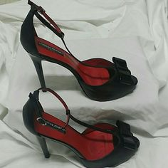 Shoes Shoes heel height approximately 5 inches Charles Jourdan Shoes