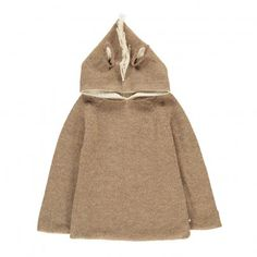 Horse Alpaca Wool Smallable x OEuf Exclusive Hoodie Oeuf NYC Baby Children- A large selection of Fashion on Smallable, the Family Concept Store - More than Winter Outfits, Kids Outfits, Kids Clothing Brands, Alpaca Wool, Flower Dresses, Fashion Brands, Knitwear, Kids Fashion, Organic Cotton