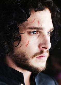 Game of Thrones season 4. Jon Snow
