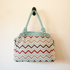 chevron Ketti bag