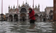 Flooding in Venice - in pictures | Weather | The Guardian