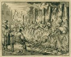 """Burning Christians in France - which Church promoted a """"fiery hell""""? True Christians love even their enemies and pray for those persecuting them. Rev. 18:4 They """"separate"""" themselves from false Christians."""