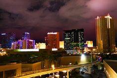 Vegas never sleeps... by she-wolf (Edira), via Flickr