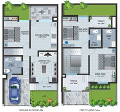 Charmant Floor Plans Of Apartments U0026 Row Houses At Caroline, Baner.