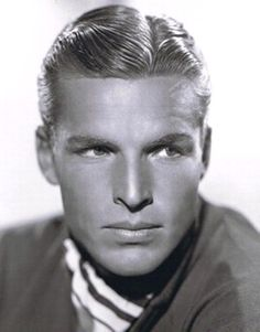 """Startlingly handsome, with a physique almost second-to-none in the 1930's, Hollywood's first """"Flash Gordon"""" remains one of cinema's most handsome men of all time."""