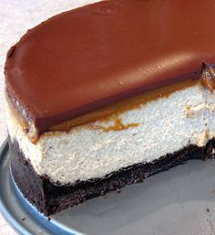 Daring Bakers: Laura's Café de Leche Cheesecake | The Spiced Life