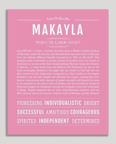 Kolby Classic name print light pink Las Mercedes, Classic Names, Descriptive Words, Female Names, Susa, Thing 1, Name Art, After Life, Names With Meaning