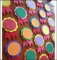 Kindergarten, kindergarten, such as the most preferred educational institutions … – Prescholl Ideas Kids Crafts, Bible Crafts, Foam Crafts, Diy And Crafts, Paper Crafts, Class Decoration, School Decorations, Kids Awards, Fathers Day Crafts