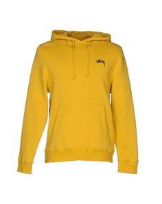 STUSSY Sweatshirt. #stussy #cloth #top #pant #coat #jacket #short #beachwear