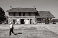 Estación de Lurbe-St. Christau, Bearn, Francia