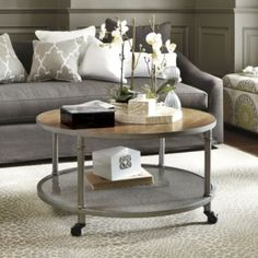 Coffee Tables On Casters Coffee Drinker