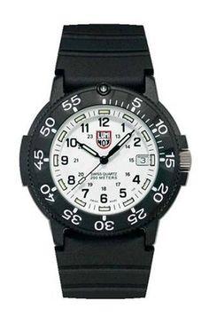 Luminox Men's 3007 Original Navy SEAL Dive Watch  $166.00