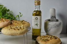 Apetyczna babeczka: Syryjskie chlebki cebulowe