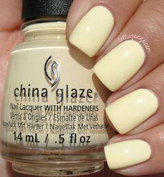 China Glaze Girls Just Wanna Have Sun // @kelliegonzoblog