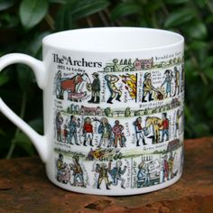 Archers mug - I would love one of these! I'll keep searching the Charity Shops!