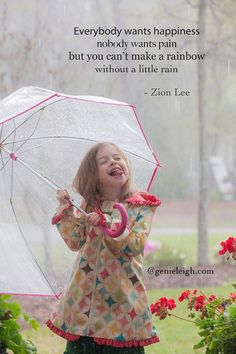 Rain Rain » Genie Leigh Photography (I just wish the quote wasn't on this photo)
