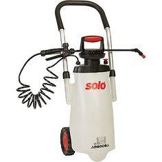 Garden Sprayers 178984: Solo Trolley Sprayer3-Gallon, 30 Psi,# 453 -> BUY IT NOW ONLY: $44.99 on eBay!