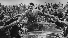"""Adolf Hitler """"Wait Calmly"""" They argued he would grow more reasonable once in office and that his cabinet would tame him. A dictatorship? Out of the question! How journalists, politicians, writers and diplomats weighed in on Hitler's appointment as chancellor. Von Volker Ullrich 1. Februar 2017DIE ZEIT Nr. 5/201783 Kommentare 1933: Supporters enthusiastically greet Reich Chancellor Adolf Hitler (1889-1945) in Nuremberg. © Hulton Archive/Getty Images Lesen Sie diesen Text auf Deutsch ..."""