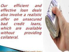 Bad Credit Loans offer the Perfect Financial Assistance