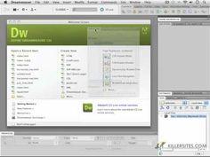 Dreamweaver CS5 - Dreamweaver Interface