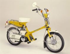 Honda Roadpal E around 1981