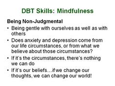 ▶ Intro to DBT Video 4: Core Mindfulness - YouTube