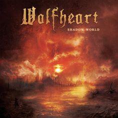 Wolfheart [Shadow World]. 2015.  Artwork : Heino Brand.