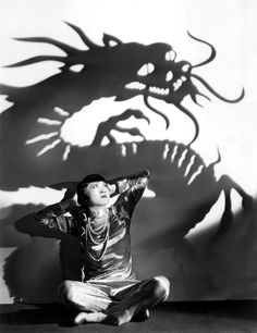 Film still from Daughter of the Dragon, 1931. #ChinaLookingGlass #AsianArt100