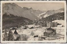 GR Grisons - Arosa, Graubünden, 1937 - Freco Foto-AK