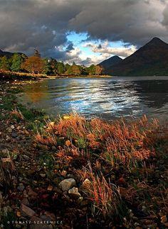 Loch Leven, Highlands, Scotland