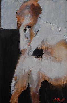 Alina Maksimenko Paintings, Art, Oil on canvas, Postimpressionism                                                                                                                                                                                 More