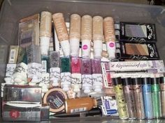 100 Piece Name Brand Makeup Lot ** Check out this great product. (This is an affiliate link) #Eyeliner