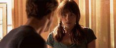 Jamie Dornan and Dakota Johnson Fifty shades of grey movie