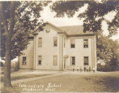 Intermediate School, 1 Ash St.