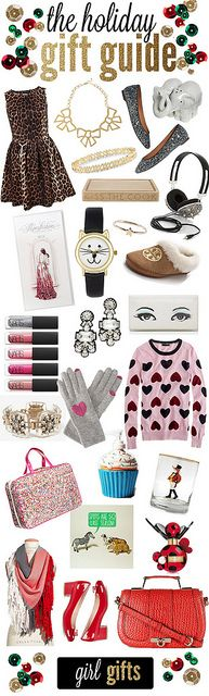 Dressed Up Alligators: gift guide for the ladies in your life + all under 160$