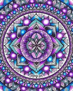 tattoo - mandala - art - design - line - henna - hand - back - sketch - doodle - girl - tat - tats - ink - inked - buddha - spirit - rose - symetric - etnic - inspired - design - sketch Mandala Art, Mandala Design, Mandalas Painting, Mandalas Drawing, Mandala Pattern, Dot Painting, Zentangles, Art Texture, Design Tattoo