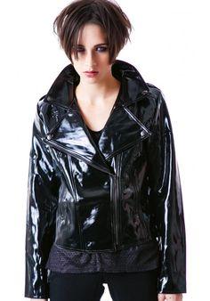 Nancy's jacket!