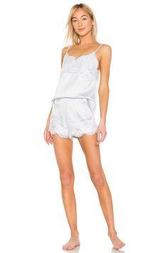 223660d4a52 Shop for homebodii Olivia Cami Set in Eggshell Blue at REVOLVE.
